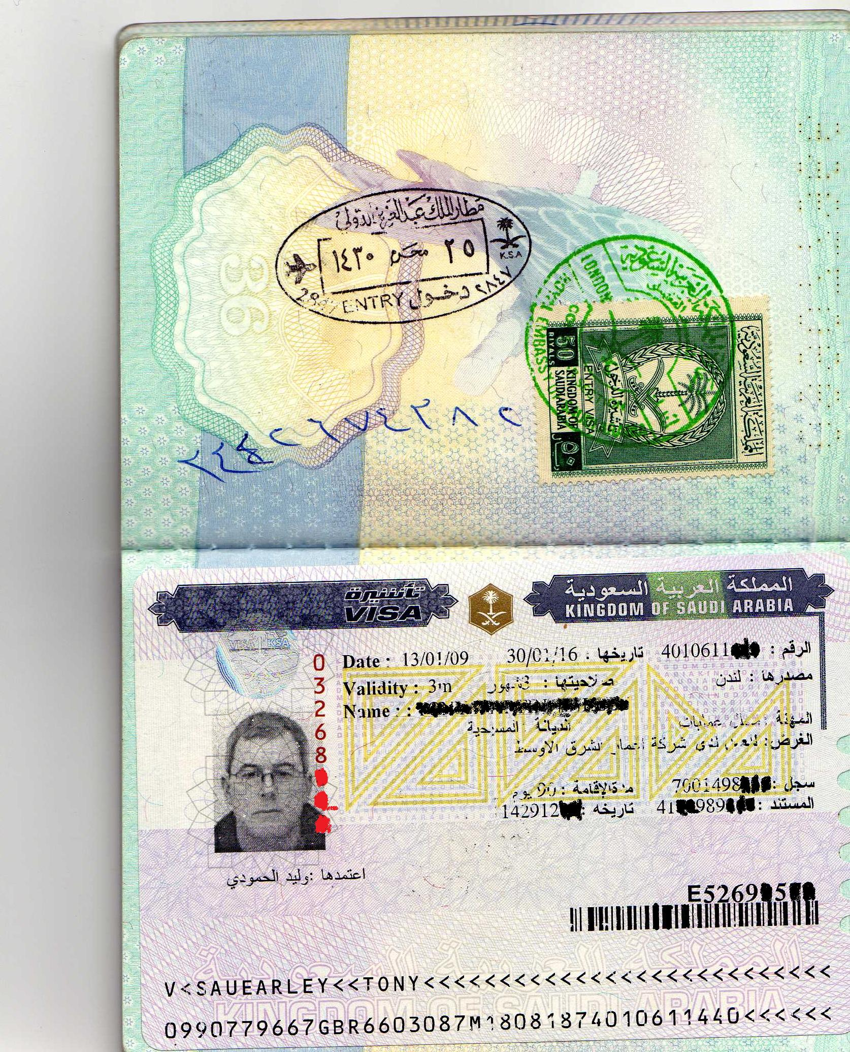 Saudi arabia work visa altavistaventures Image collections