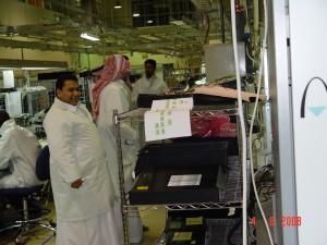 Why work in Saudi Arabia