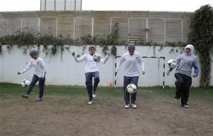 Saudi Womens Team
