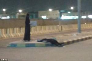 Saudi Drinking Alcohol
